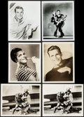 """Movie Posters:Adventure, Buster Crabbe Lot (Universal, 1936). Photos (3), Reissue Photo,& Restrike Photos (2) (8"""" X 10""""). Adventure.. ... (Total: 6Items)"""