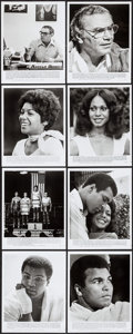 """Movie Posters:Sports, The Greatest (Columbia, 1977). Photos (20) (7"""" X 9"""", 8"""" X 10.25""""). Sports.. ... (Total: 20 Items)"""