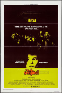 """The Sentinel & Others Lot (Universal, 1977). One Sheets (3) (27"""" X 41""""). Horror. ... (Total: 3 Items)"""