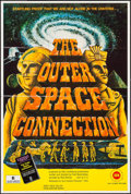 """Movie Posters:Documentary, The Outer Space Connection & Others Lot (Sun Classic, 1975). One Sheets (3) (27"""" X 41""""). Documentary.. ... (Total: 3 Items)"""