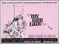 "Movie Posters:Musical, My Fair Lady (Warner Brothers, R-1970s). British Quad (30"" X 40""). Musical.. ..."