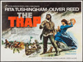 "Movie Posters:Adventure, The Trap & Other Lot (Rank, 1966). British Quads (2) (30"" X40""). Adventure.. ... (Total: 2 Items)"