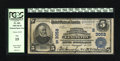 National Bank Notes:Kentucky, Lexington, KY - $5 1902 Plain Back Fr. 601 Phoenix NB & TC Ch.# (S)3052. Cashier B.M. Darnaby would go on to become pre...