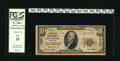 National Bank Notes:Maryland, Baltimore, MD - $10 1929 Ty. 1 The Western NB Ch. # 1325. Wm.Marriott and Charles E. Rieman are the officers. PCGS Fi...