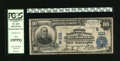 National Bank Notes:Virginia, Richmond, VA - $10 1902 Plain Back Fr. 624 The First NB Ch. #(S)1111. Bold signatures adorn this PCGS Fine 15PPQ $1...