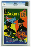 Bronze Age (1970-1979):Miscellaneous, Adam 12 #9 File Copy (Gold Key, 1975) CGC NM 9.4 Off-white to whitepages. Photo cover. Overstreet 2005 NM- 9.2 value = $42....