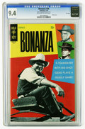 Bronze Age (1970-1979):Western, Bonanza #36 File Copy (Gold Key, 1970) CGC NM 9.4 Off-white to white pages. Photo cover. Overstreet 2005 NM- 9.2 value = $80...