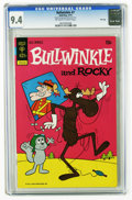 Bronze Age (1970-1979):Cartoon Character, Bullwinkle #7 File Copy (Gold Key, 1973) CGC NM 9.4 Off-white towhite pages. Highest CGC grade for this issue. Overstreet 2...