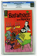 Bronze Age (1970-1979):Cartoon Character, Bullwinkle #14 File Copy (Gold Key, 1976) CGC NM 9.4 Off-white towhite pages. Highest CGC grade for this issue. Overstreet ...