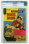 Silver Age (1956-1969):Adventure, Daniel Boone #13 File Copy (Gold Key, 1968) CGC NM+ 9.6 Off-whiteto white pages. Highest grade yet assigned by CGC for this...