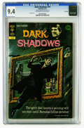Bronze Age (1970-1979):Horror, Dark Shadows #14 File Copy (Gold Key, 1972) CGC NM 9.4 Off-white towhite pages. Joe Certa art. Overstreet 2005 NM- 9.2 valu...