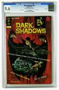 Bronze Age (1970-1979):Horror, Dark Shadows #18 File Copy (Gold Key, 1973) CGC NM+ 9.6 Off-whiteto white pages. Painted cover. Joe Certa art. Overstreet 2...