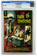 Bronze Age (1970-1979):Horror, Dark Shadows #20 File Copy (Gold Key, 1973) CGC NM 9.4 Off-white towhite pages. Joe Certa art. Highest CGC grade for this i...