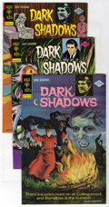 Bronze Age (1970-1979):Horror, Dark Shadows #30, 34, and 35 Group (Gold Key, 1975) Condition:Average VF/NM. This 12-copy group includes #30 (7 copies), 34...(Total: 12 Comic Books)