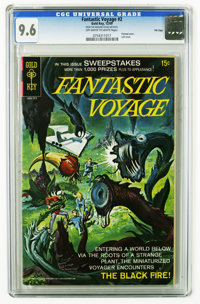 Fantastic Voyage #2 File Copy (Gold Key, 1969) CGC NM+ 9.6 Off-white to white pages. Highest grade yet assigned by CGC f...