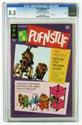 Bronze Age (1970-1979):Cartoon Character, H.R. Pufnstuf #3 File Copy (Gold Key, 1971) CGC VF+ 8.5 Off-whiteto white pages. Photo cover. Overstreet 2005 VF 8.0 value ...