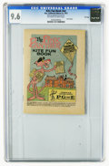 Bronze Age (1970-1979):Cartoon Character, Kite Fun Book #nn Pink Panther - File Copy (Southern CaliforniaEdison Co., 1972) CGC NM+ 9.6 Off-white to white pages. To d...