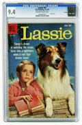 Silver Age (1956-1969):Adventure, Lassie #47 File Copy (Dell, 1959) CGC NM 9.4 Off-white to white pages. Tied with 2 other copies for highest-graded of this i...