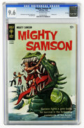 Silver Age (1956-1969):Adventure, Mighty Samson #8 File Copy (Gold Key, 1966) CGC NM+ 9.6 Off-white pages. One of the highest-graded copies CGC has certified ...