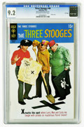 Bronze Age (1970-1979):Humor, Three Stooges #46 File Copy (Gold Key, 1970) CGC NM- 9.2 Off-whiteto white pages. Just one copy of this issue has received ...