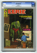 Bronze Age (1970-1979):Horror, Eerie Annual #1972 (Warren, 1972) CGC NM+ 9.6 White pages. JohnPederson cover. Overstreet 2005 NM- 9.2 value = $45. CGC cen...