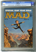 Magazines:Mad, Mad #53 (EC, 1960) CGC NM- 9.2 Off-white to white pages. Kelly Freas cover. Wally Wood, Mort Drucker, Dave Berg, Bob Clarke,...