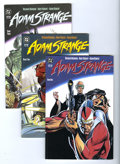 Modern Age (1980-Present):Science Fiction, Adam Strange Group (DC, 1990-2004) Condition: Average NM. Directfrom Rann, this stellar selection includes Adam Strange... (Total:11 Items)