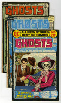 Bronze Age (1970-1979):Horror, DC Horror Group (DC, 1969-74) Condition: Average VF. This groupcontains Forbidden Tales of Dark Mansion #10; Ghosts... (Total: 28)
