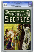 Bronze Age (1970-1979):Horror, House of Secrets #108 (DC, 1973) CGC NM+ 9.6 Off-white pages. RicoRival and Sergio Aragones art. Highest CGC grade awarded ...
