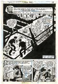 Original Comic Art:Splash Pages, Alex Nino - House of Secrets #126 Splash Page 1 Original Art (DC,1974). The artistic mastery of Alex Nino is spotlighted in...