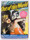 Pulps:Science Fiction, Out of This World Adventures #1 (Avon, 1950) Condition: GD/VG....