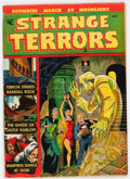 Golden Age (1938-1955):Horror, Strange Terrors #1 (St. John, 1952) Condition: VG+....