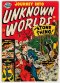Silver Age (1956-1969):Horror, Journey Into Unknown Worlds #8 (Atlas, 1951) Condition: FN....