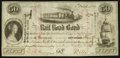 Obsoletes By State:Ohio, Newark, OH- Columbus & Lake Erie Rail Road Co. $50 Oct. 1, 1850Wolka 1927-01. ...