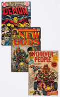 Bronze Age (1970-1979):Miscellaneous, Bronze Age Jack Kirby Related Comics Group of 93 (VariousPublishers, 1970s) Condition: Average VG.... (Total: 93 ComicBooks)
