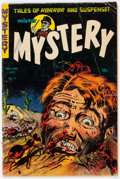 Golden Age (1938-1955):Horror, Mister Mystery #11 (Aragon, 1953) Condition: GD....