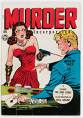 Golden Age (1938-1955):Crime, Murder Incorporated #1 (Fox Features Syndicate, 1945) Condition: VG-....
