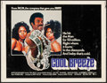 "Movie Posters:Blaxploitation, Cool Breeze (MGM, 1972). Half Sheet (22"" X 28""). Blaxploitation....."