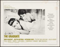 """Movie Posters:Comedy, The Graduate (Embassy, 1968). Half Sheet (22"""" X 28""""). Comedy.. ..."""