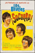 "Movie Posters:Rock and Roll, Help! (United Artists, 1965). Argentinean Poster (29"" X 43""). Rockand Roll.. ..."