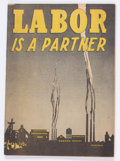 Golden Age (1938-1955):Non-Fiction, Labor Is A Partner #nn (Catechetical Guild, 1949) Condition: FN....