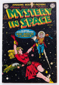 Golden Age (1938-1955):Science Fiction, Mystery in Space #1 (DC, 1951) Condition: GD....