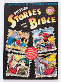 Golden Age (1938-1955):Religious, Picture Stories from the Bible Complete Old Testament Edition (EC, 1947) Condition: VF/NM....