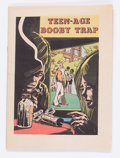 Bronze Age (1970-1979):Miscellaneous, Teen-Age Booby Trap #nn (Commercial Comics, 1970) Condition:NM-....