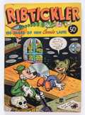 Golden Age (1938-1955):Funny Animal, Fox Giants: Ribtickler (Fox Features Syndicate, 1945) Condition:GD....