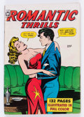 Golden Age (1938-1955):Romance, Fox Giants: Romantic Thrills (Fox Features Syndicate, 1950)Condition: FN....