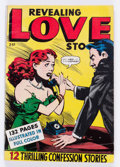 Golden Age (1938-1955):Romance, Fox Giants: Revealing Love Stories (Fox Features Syndicate, 1950)Condition: VG+....