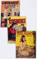 Golden Age (1938-1955):Romance, Comic Books - Assorted Golden Age Romance Comics Group of 10(Various Publishers, 1940s-50s) Condition: Average GD/VG....(Total: 10 Comic Books)