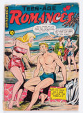 Golden Age (1938-1955):Romance, Teen-Age Romances #9 (St. John, 1950) Condition: GD....