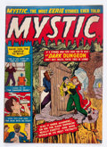 Golden Age (1938-1955):Horror, Mystic #2 (Atlas, 1951) Condition: VG+....